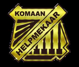 Helpmekaar Kollege school logo